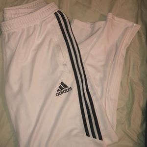 Adidas track pants. Excellent condition